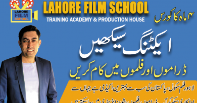 Acting Course in Lahore Start Your Acting Career